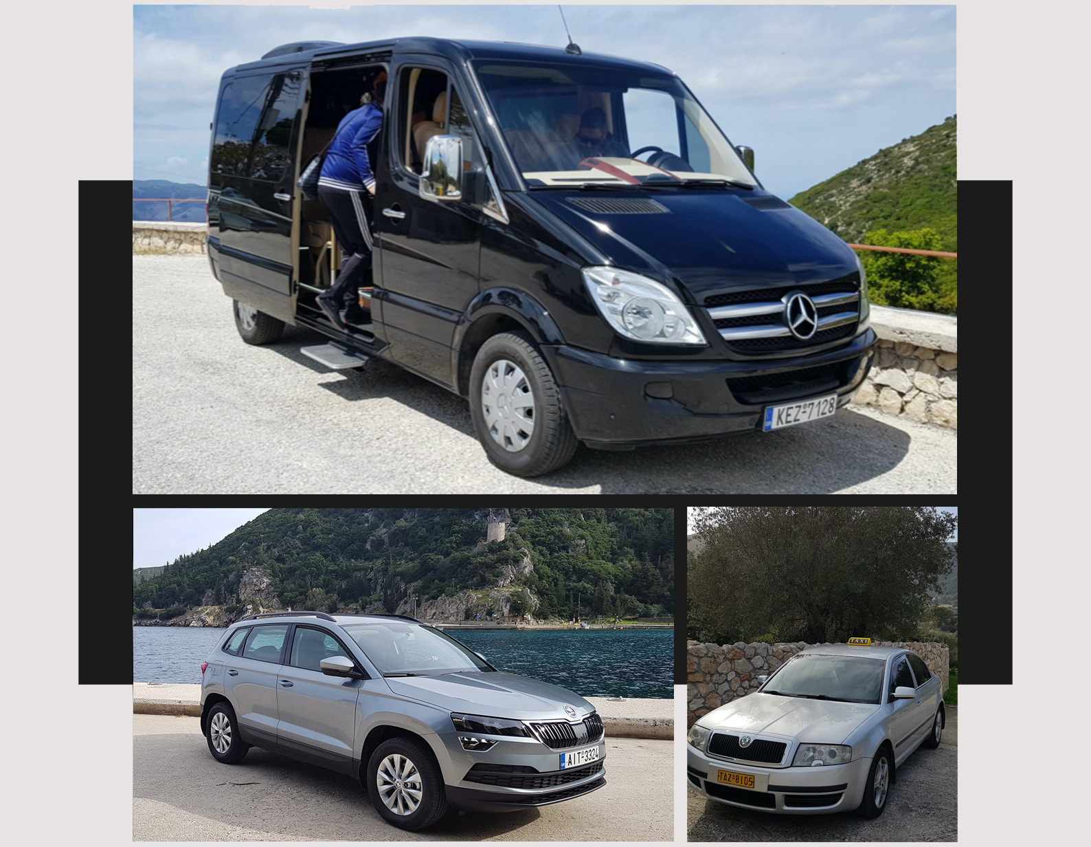 Ithaca Transfers - Ithaca Tours - Ithaca Private Tours - Ithaca Taxi - Ithaca Minibus - Ithaca Private Transfers - Ithaca chauffeur services - Ithaca Island Tour - Taxi Ithaca Greece - Taxi Transfers Ithaca